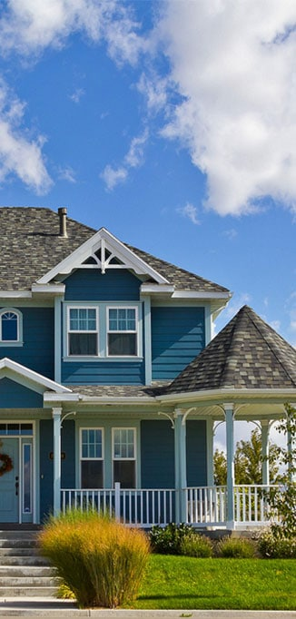 painting home's exterior benefits